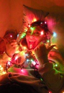 megan holiday light