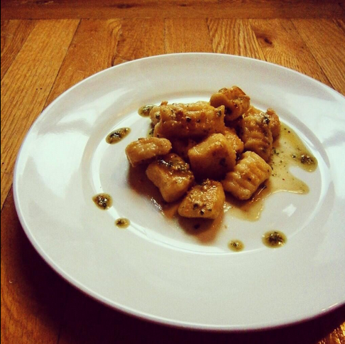 HL2C Fried Gnocchi