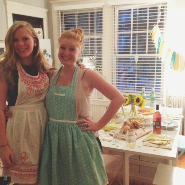 Cooking with Holly Vine