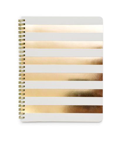 Design Darling Gold Notebook